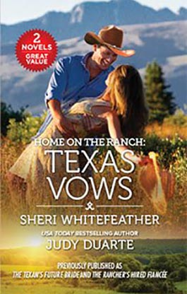 Home on the Ranch: Texas Vows